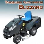 Tondeuses Autoportée STAUB Blizzard